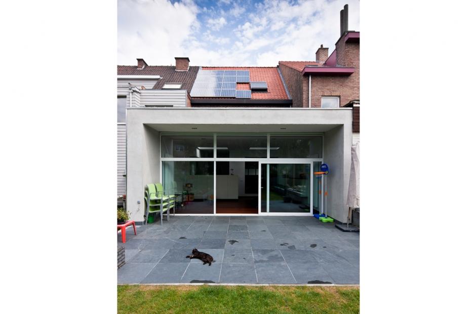Keuken Renoveren Voorbeelden : Gent, renovatie en interieurontwerp rijwoning – Projecten – Tube