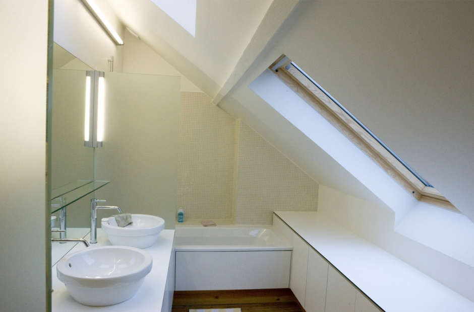 Nano Rolgordijn Badkamer ~ Gent, restauratie gevel, renovatie en interieurontwerp rijwoning